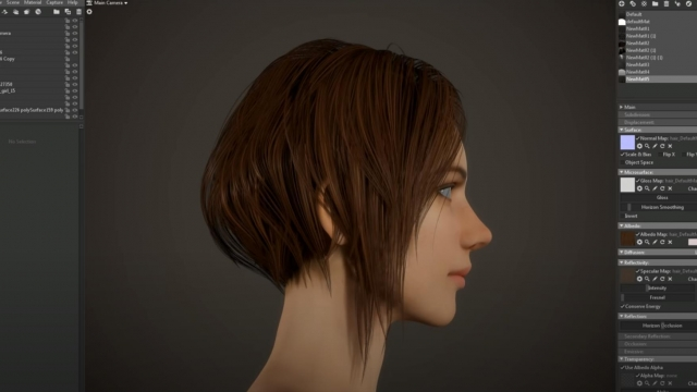 Substance Hair Texture Tutorial