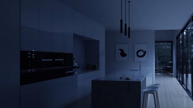 Create a Kitchen in Blender, in 15 minutes