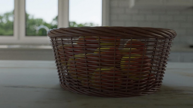 Modeling Exercise: Wicker Basket | Blender 2.8