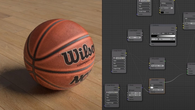 Blender Tutorial - Creating a Basketball