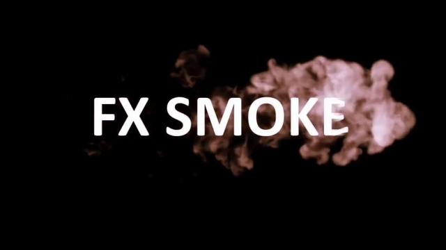 Smokey Text Effect in After Effect for Beginners