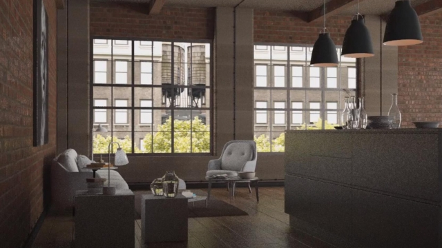 3ds Max Realistic Scene Photoshop Best Corona Render