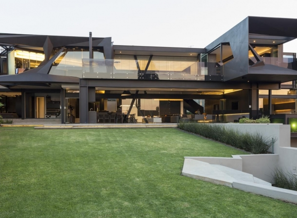 Fantastic mansion in South Africa