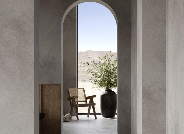 Bedroom In the Desert Bendtrade