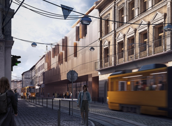 Lviv Hotel Competition