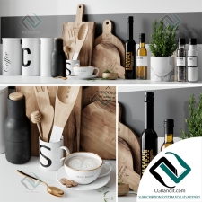 Мелочь для кухни Small things for the kitchen Decor 06