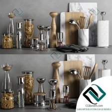 Мелочь для кухни Small things for the kitchen Decor Set 05