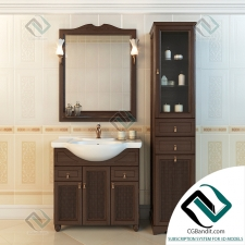Фурнитура Furniture Opadiris Tibet for the bathroom