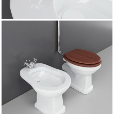 Classic WC and Bidet