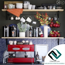 Мелочь для кухни Small things for the kitchen Decorative set 11