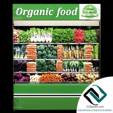 Холодильник Fridge Organic food