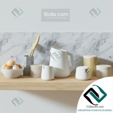Мелочь для кухни Small things for the kitchen Bolia