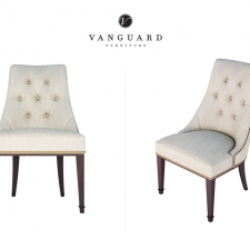 Vanguard Furniture - Brinley (Tufted Side Chair)