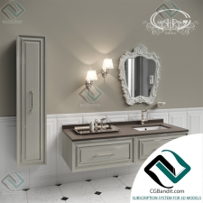 bathroom furniture Gaia