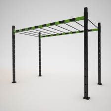 horizontal bar