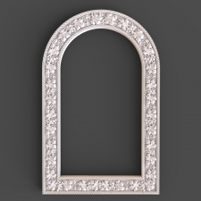 Carved frame 2
