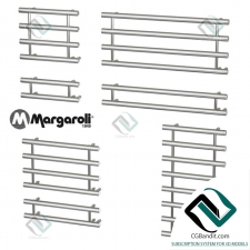 Полотенцесушитель heated towel rail margaroli Orizzonti