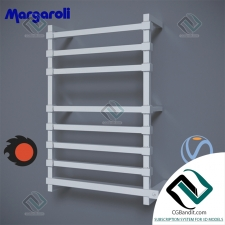 Полотенцесушитель heated towel rail Margaroli Panorama