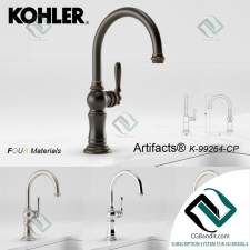 Смеситель Mixer KOHLER Artifacts Bar Faucet
