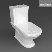 Villeroy and Boch Hommage toilet