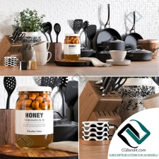 Мелочь для кухни Small things for the kitchen Accessories 19