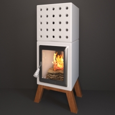 Barbaros Fireplace