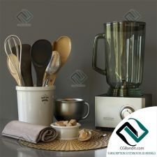 Мелочь для кухни Small things for the kitchen Decorative set 09