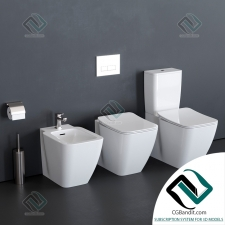 Унитаз Toilets Ideal Standard STRADA II WC