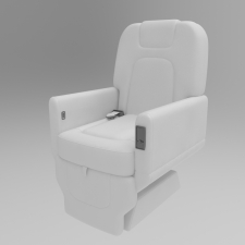 AirPlane private Seat