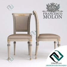 Стул Chair Francesco molon s1741