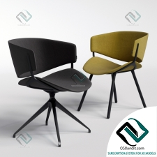Стул Chair OFFECCT Phoenix