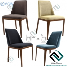 Стул Chair poliform grace 01