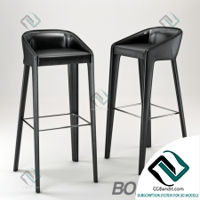 Стул Chair Bonaldo Lamina too