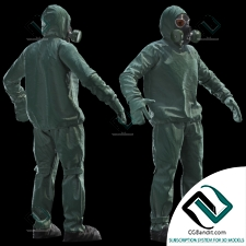 Живые существа Living creatures Protective suit