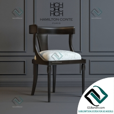 Стул Chair HAMILTON PARIS JOSEPHINE