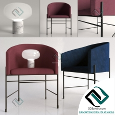 Стул Chair Furniture set
