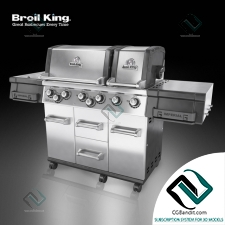 Барбекю и гриль BBQ and grill Broil King IMPERIAL